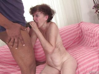 grandma tries out a bbc @ i wanna cum inside your grandma #11, scene #02